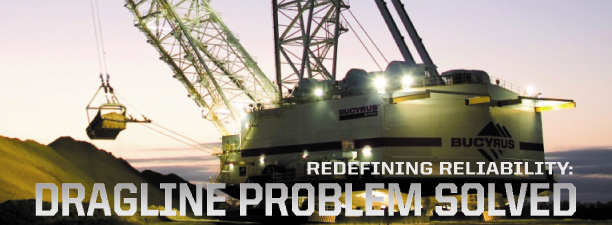 Ultrasonic technology and Dragline structural repair using UIT for mining business